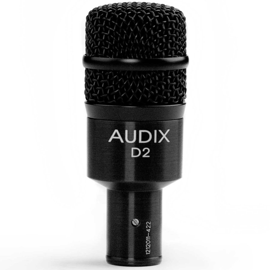 View larger image of Audix D2 Professional Dynamic Instrument Microphone