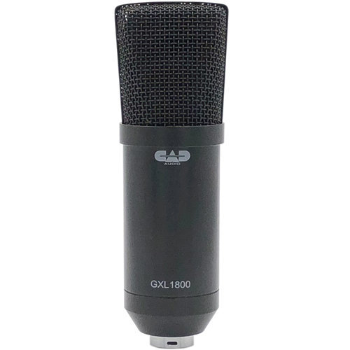 View larger image of CAD Audio GXL1800 Side-Address Studio Condenser Microphone