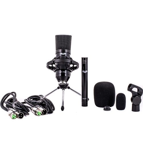 View larger image of CAD Audio GXL1800SP Studio Pack
