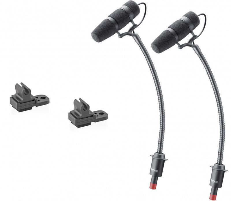 View larger image of DPA d:vote CORE 4099 Clip Microphone for Accordion - 2 Pack