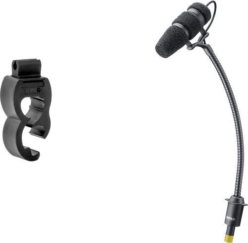 View larger image of DPA d:vote Core 4099 Drum Microphone with Clip