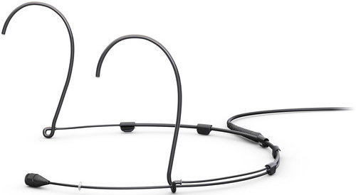 View larger image of DPA d:fine Core 4066 Omnidirectional Headset Microphone - TA4F Connector, Black