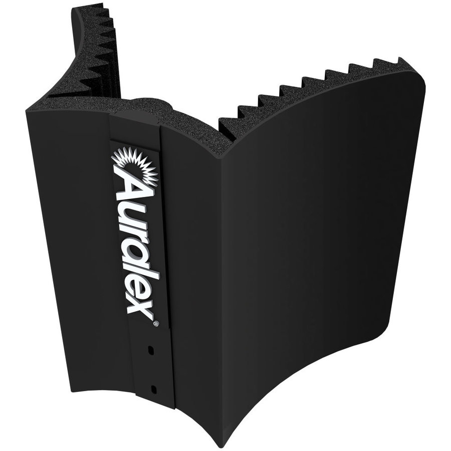 View larger image of Auralex MudGuard V2 Microphone Isoltion Shield