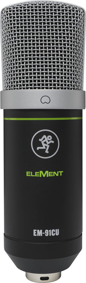 View larger image of Mackie EM-91CU EleMent Series USB Microphone