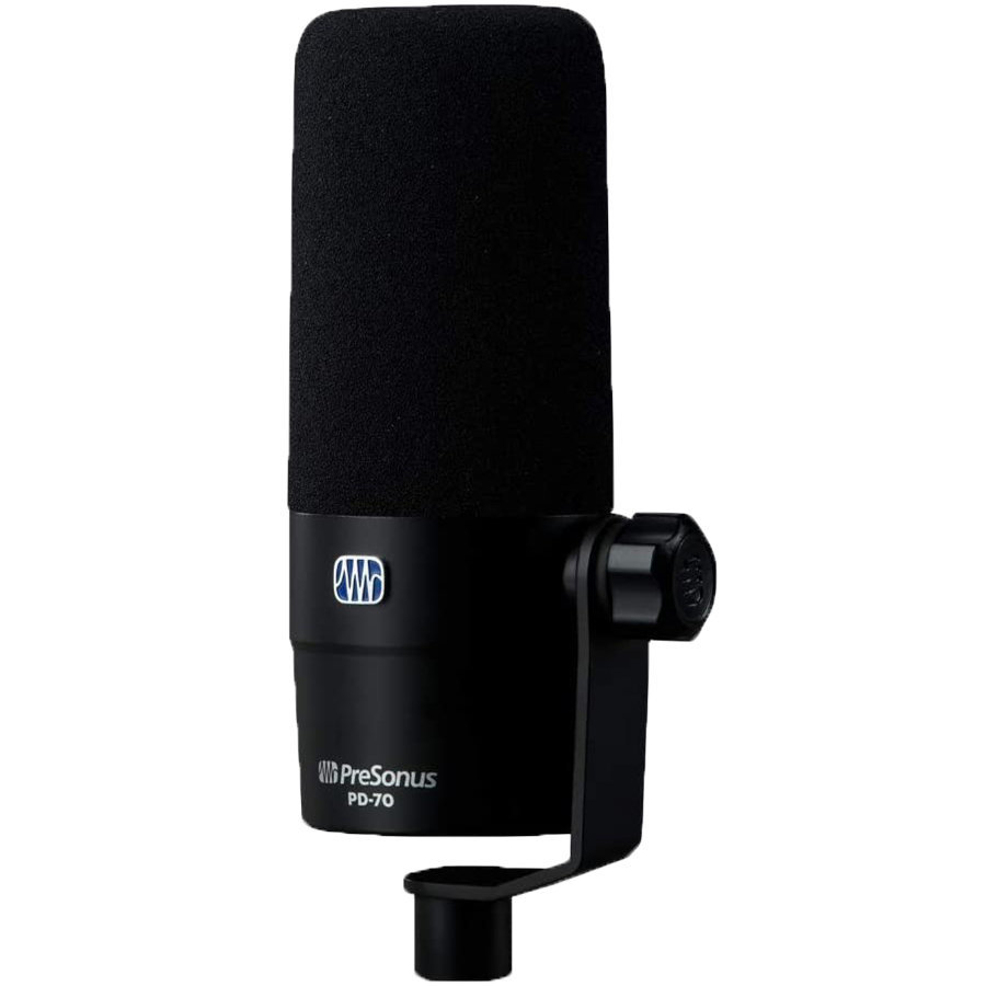 View larger image of PreSonus PD-70 Dynamic Cardioid Broadcast Microphone