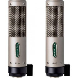 Royer Labs R-10 Ribbon Microphone - Matched Pair