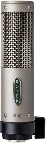 View larger image of Royer R-10 Ribbon Microphone