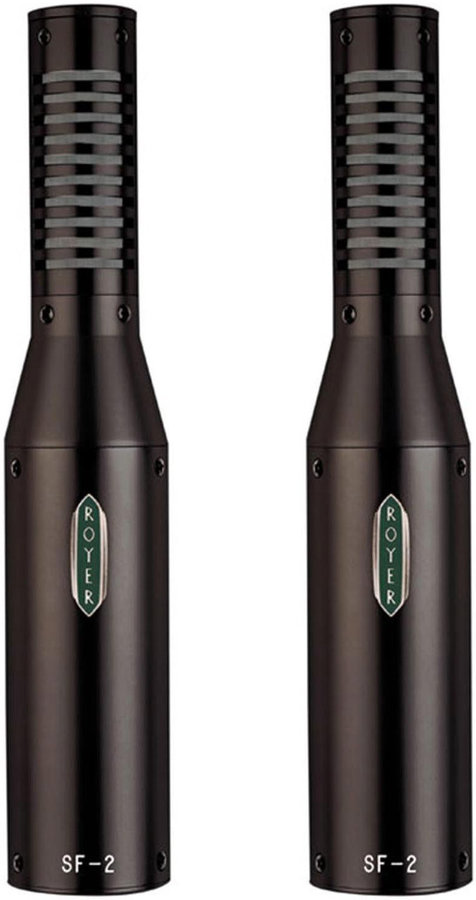 View larger image of Royer Labs SF-2 Ribbon Microphone - Matched Pair
