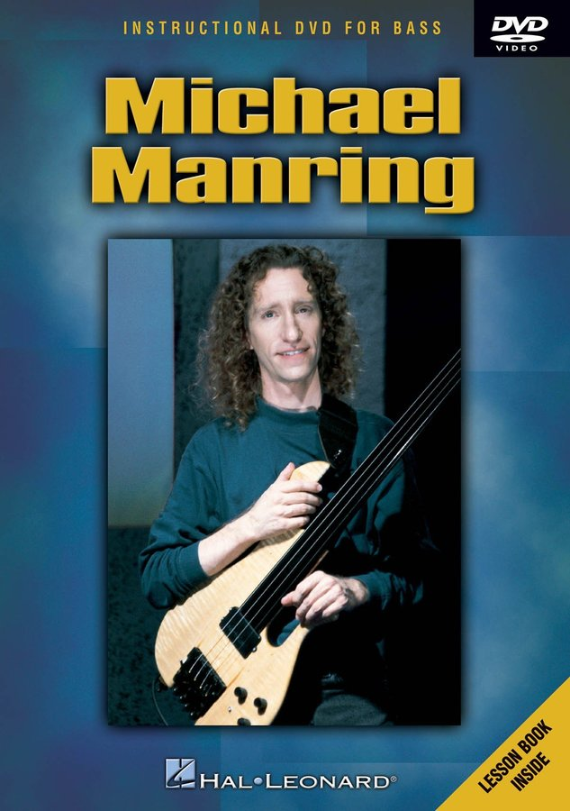 View larger image of Michael Manring - Instructional DVD For Bass