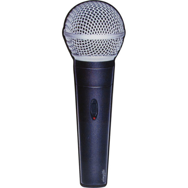 View larger image of Microphone Magnet