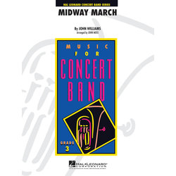 Midway March - Score & Parts, Grade 3