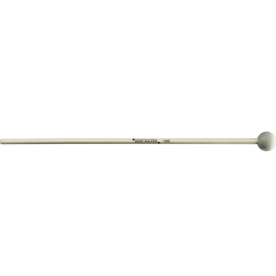 View larger image of Mike Balter Grandioso Unwound Series Mallet - Hard, Grey