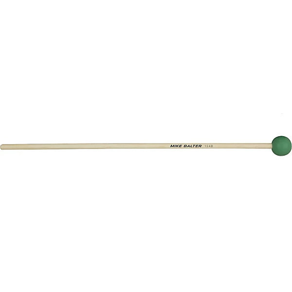 View larger image of Mike Balter Grandioso Unwound Series Mallet - Medium, Light Green