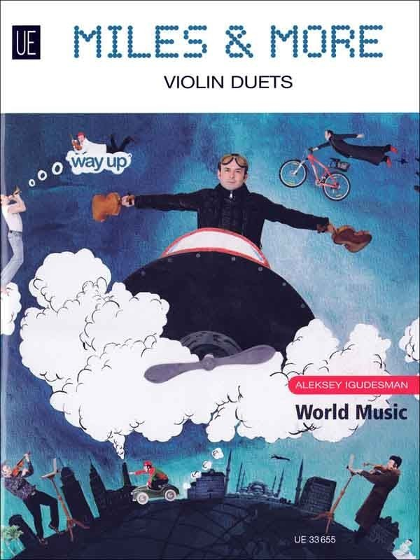 View larger image of Miles & More Violin Duets