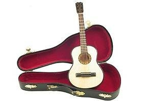 View larger image of Mini Acoustic Guitar with Case - 9
