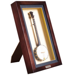 Mini Banjo Picture Frame