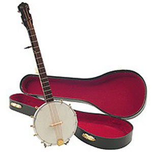 View larger image of Mini Banjo with Case - 11