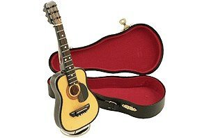 View larger image of Mini Country Road Acoustic Guitar with Case