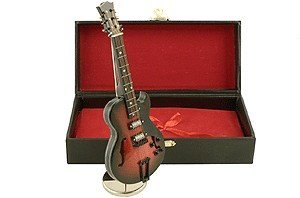 View larger image of Mini Gibson Electric Guitar with Case - 7