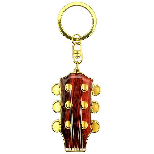 View larger image of Mini Headstock Bottle Opener Keychain