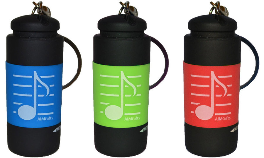 View larger image of Mini Music Note Flashlight - Assorted