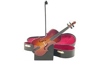 View larger image of Mini Musical Playing Violin
