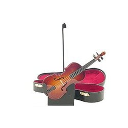 Mini Musical Playing Violin