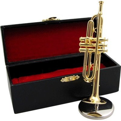 View larger image of Mini Trumpet with Case - 5