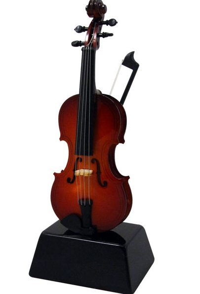 View larger image of Mini Violin on Stand - 6