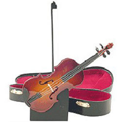 View larger image of Mini Violin with Case - 7