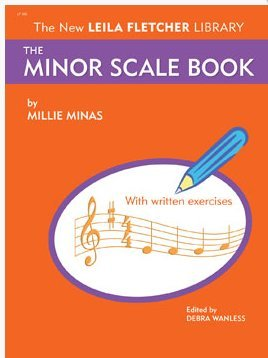 View larger image of Minor Scale Book