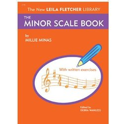 Minor Scale Book