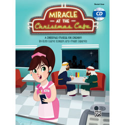 Miracle at the Christmas Cafe - Director Score/CD