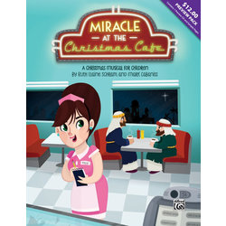 Miracle at the Christmas Cafe - InstruTrax CD