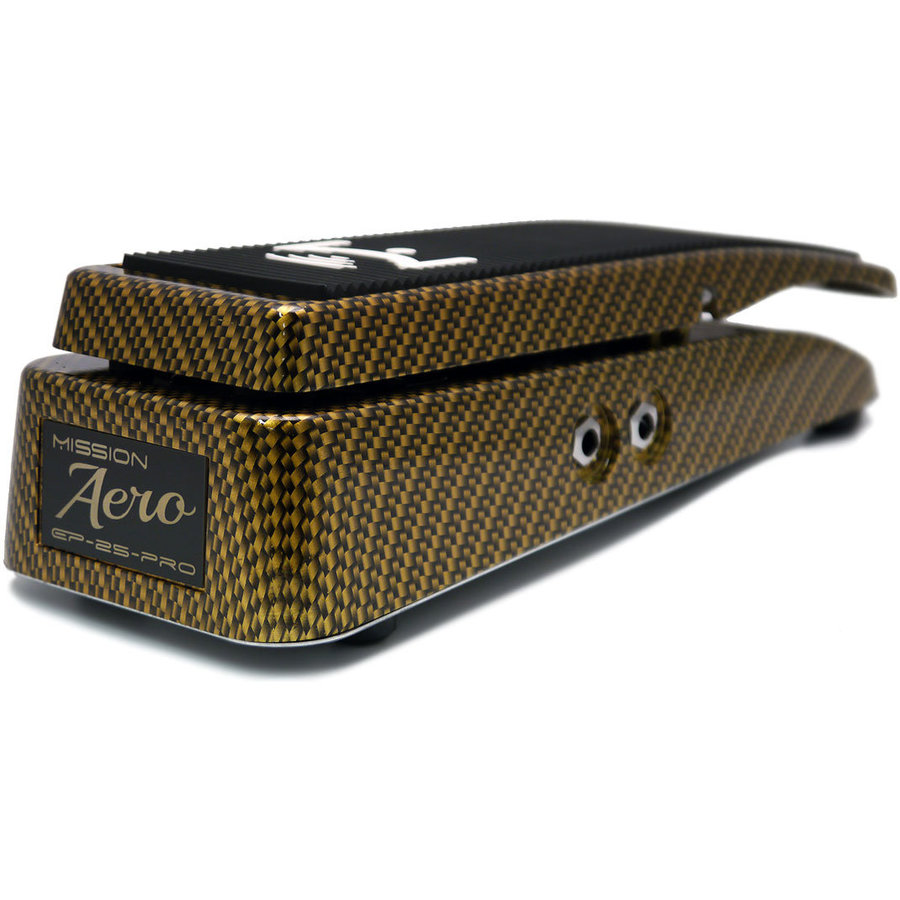 View larger image of Mission Engineering EP-25-Pro Aero Expression Pedal - Gold