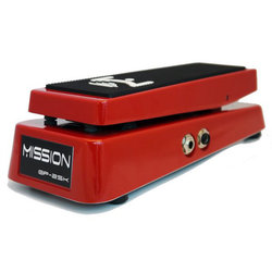 Mission Engineering EP-25K Dual Channel 25K Expression Pedal - Red, Standard