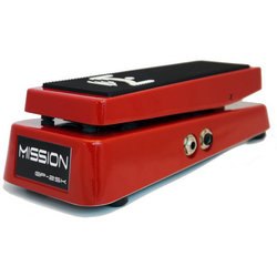 Mission Engineering EP-25K-SPL Dual Channel 25K Expression Pedal with Spring Load - Red
