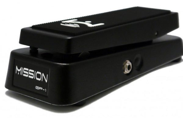 View larger image of Mission Engineering EP1 Expression Pedal - Spring, Black