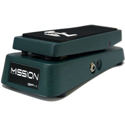 Mission Engineering EP1 Expression Pedal - Standard, Green