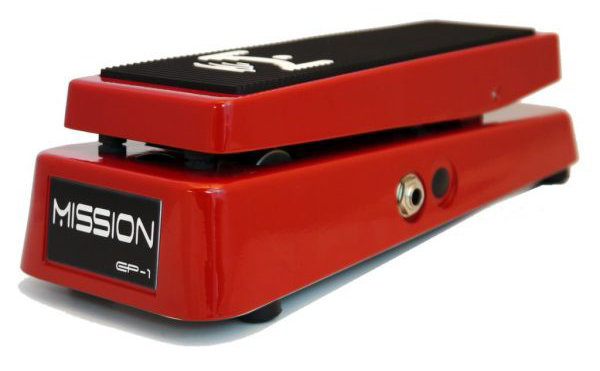View larger image of Mission Engineering EP1 Expression Pedal - Standard, Red