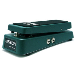 Mission Engineering EP1-KP Kemper Expression Pedal - Standard, Green