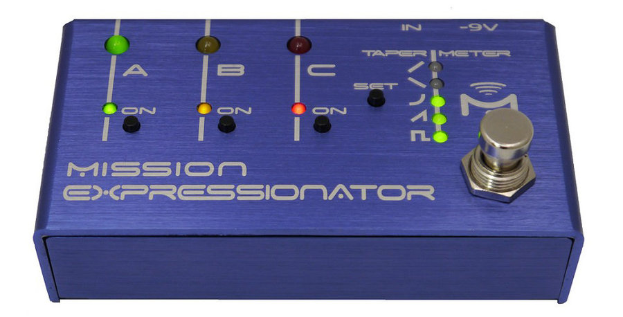 View larger image of Mission Engineering Expressionator Multi-Expression Control Pedal