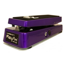 Mission Engineering Rewah-PRO Wah Pedal - Candy Purple