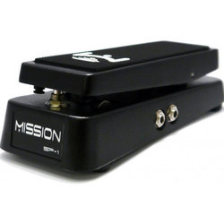 Mission Engineering SP-1-BL-SPL Expression Pedal with Spring Load - Black