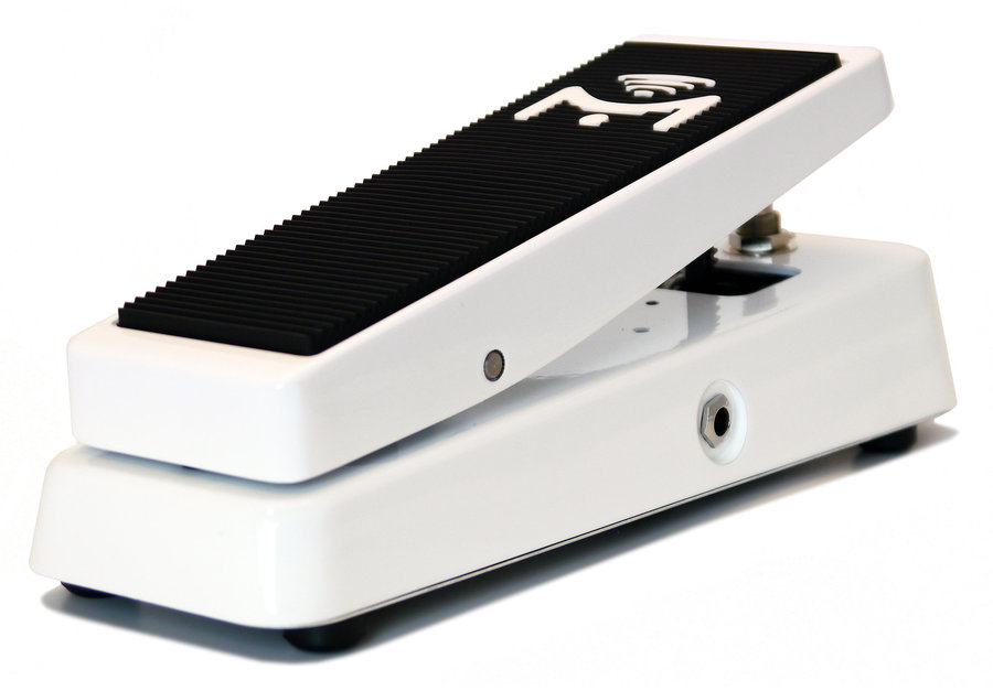 View larger image of Mission Engineering SP-1 Chris Broderick Special Edition Expression Pedal - White