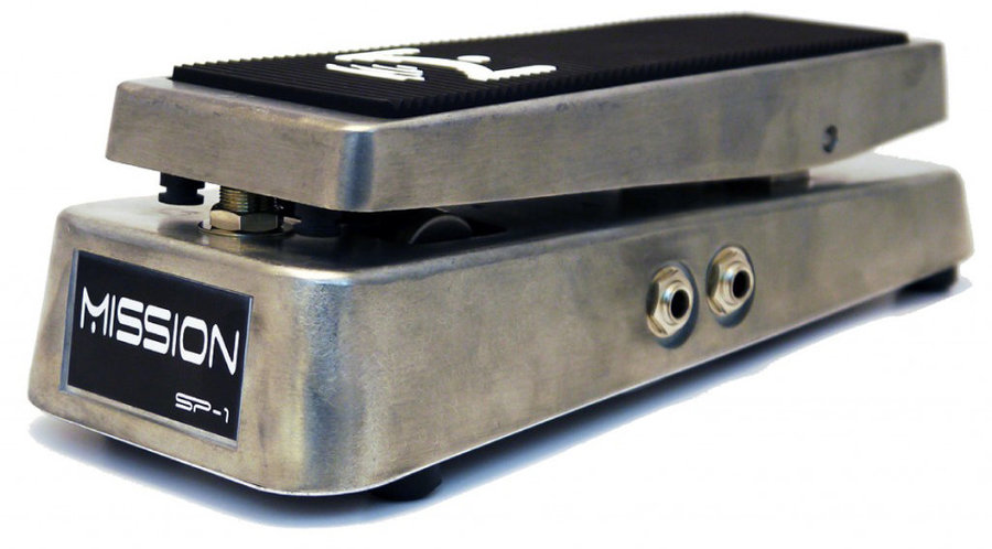 View larger image of Mission Engineering SP-1-MT-SPL Expression Pedal with Spring Load - Metal