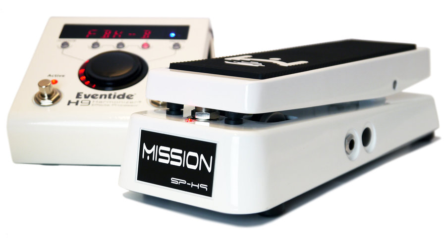 View larger image of Mission Engineering SP-H9 Eventide Control Pedal - White