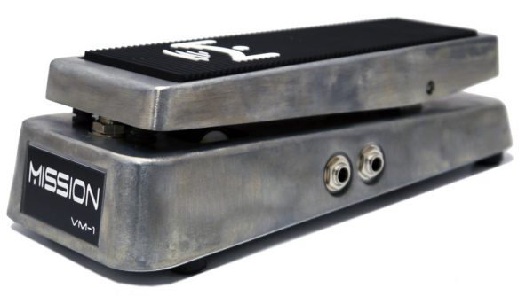 View larger image of Mission Engineering VM-1-MT Volume Pedal - Metal
