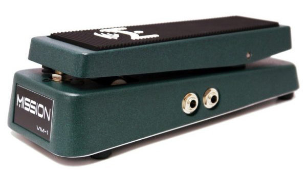 View larger image of Mission Engineering VM-1 Volume Pedal - Green