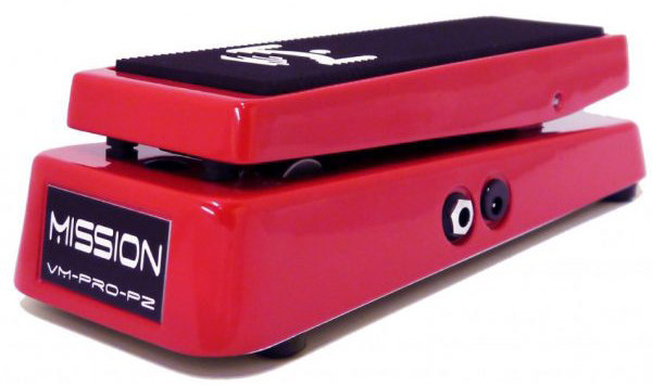 View larger image of Mission Engineering VM-PRO-PZ-RD Volume Pedal for Piezo - Red
